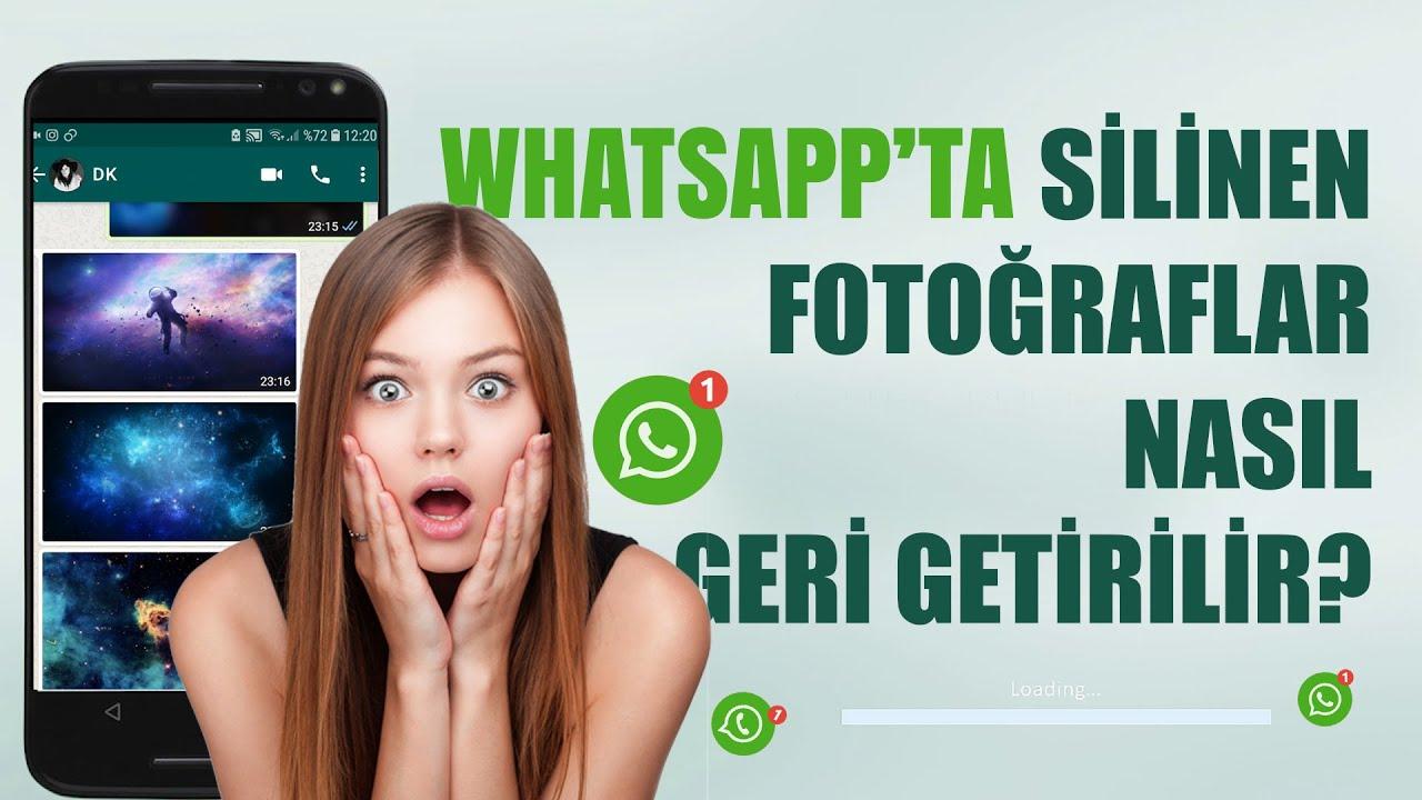 Whatsapp Gelen Fotoğrafların Galeriye Kaydedilmesi Sorununun Çözümü