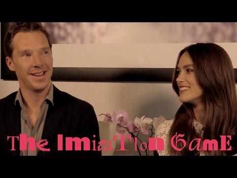 DP/30 @TIFF: The Imitation Game, Cumberbatch & Knightley