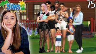 Das Ende von Rags to Riches. - Die Sims 4 Rags to Riches Part 75 | simfinity