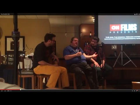The 414s - The Original Teen Hackers - Tim Winslow Interview at MGC 2015