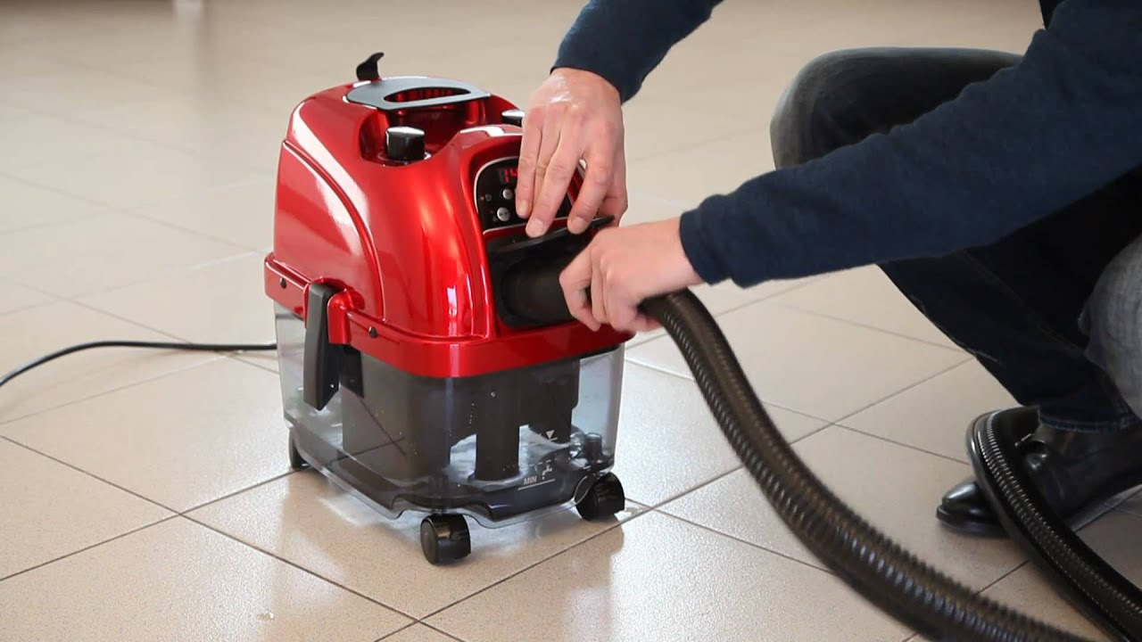 High Quality Tekna   Vacuum Steam Cleaner   YouTube