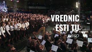Repeat youtube video Corul si Orchestra Nationala BBSO - Vrednic Esti Tu [OFFICIAL VIDEO]