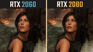 RTX 2060 vs. RTX 2080 1440p Benchmark
