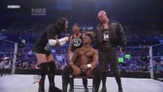 Rey Mysterio intervenes in WWE NXT Rookie Darren Young