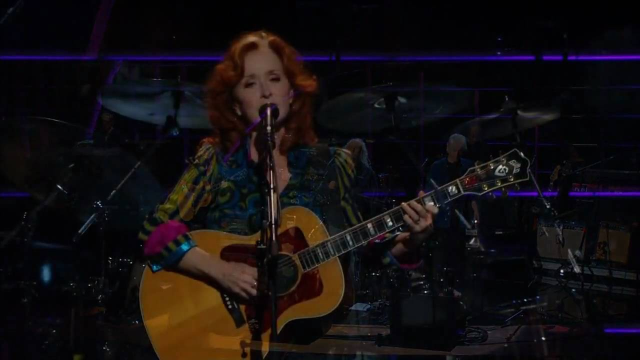 Bonnie Raitt w  Crosby, Stills and Nash - Love Has No Pride - Madison  Square Garden - 2009/10/29&30