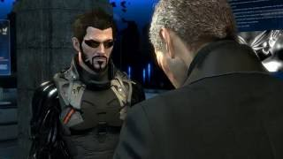 Прохождение walkthrough gameplay ending Deus Ex Mankind Divided на ПК на русском  Подпишись