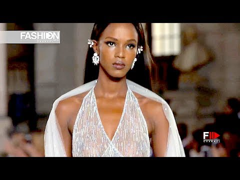 GEORGES HOBEIKA Fashion Show Fall Winter 2017 2018 Haute Couture Paris - Fashion Channel