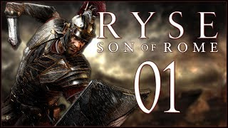 THE BEGINNING - Ryse: Son of Rome - Ep.01!