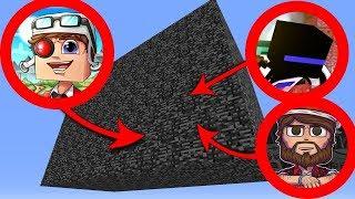 ВЫЖИВАНИЕ В КОРОБКЕ ИЗ БЕДРОКА В МАЙНКРАФТЕ! ПОСЛЕДНЯЯ НОЧЬ! Minecraft Survive in box