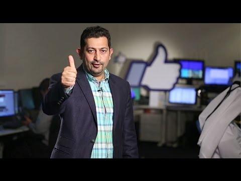 كلمة شكر من مدير قناة الجزيرة الإخبارية السيد ياسر أبو هلالة لمتابعي صفحة القناة على فيسبوك