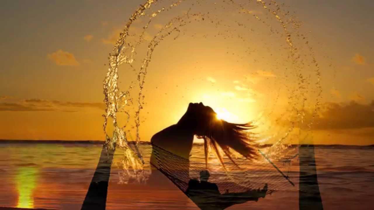 sunset beach paradise lyrics youtube