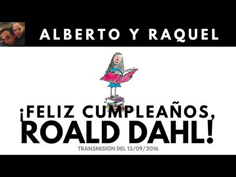 ¡Feliz cumpleaños, Roald Dahl!