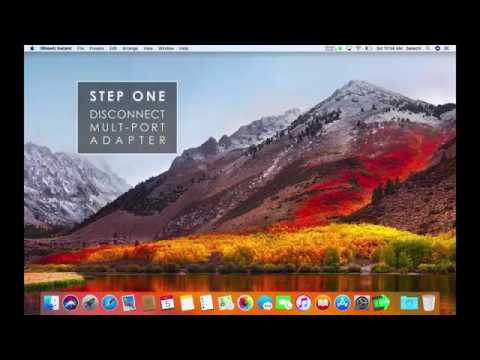 Fixing Ethernet Issues on macOS High Sierra