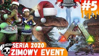 Świąteczny Event w ARK Survival Evolved PL | Seria 2020 #5 - Rizzer