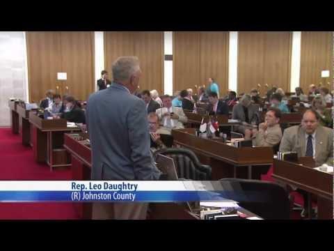 June 22, 2012 NC Now Legislative Week in Review on UNC-TV