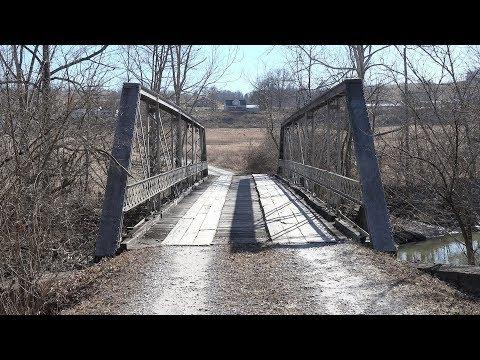 Schultz  Road  Pony  Truss  Bridge,  Alexandria,  Kentucky