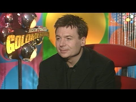 'Austin Powers in Goldmember' Mike Myers Interview