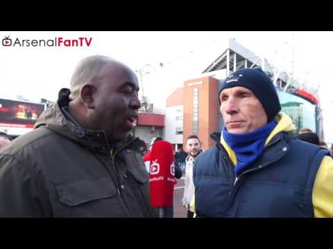 Man Utd vs Arsenal 1-1 | Is Wenger A Good Manager or a Lucky Manager?