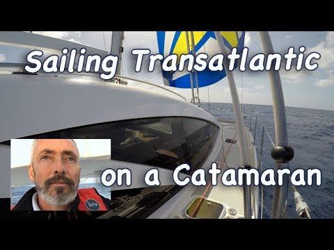 Sailing Transatlantic on a Catamaran