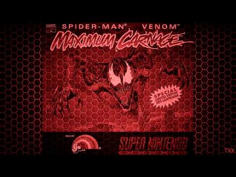 Spider-man and Venom: Maximum Carnage - full soundtrack