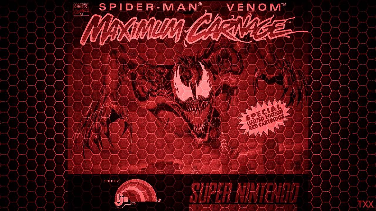 Spider Man And Venom Maximum Carnage Full Soundtrack Youtube