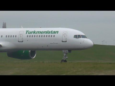 Planes at Birmingham International Airport 22/4/16