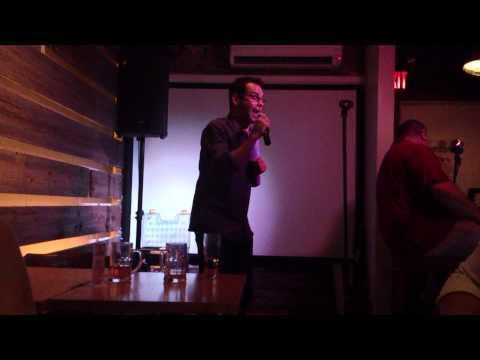 #LoserKaraoke @AgnewJason sings