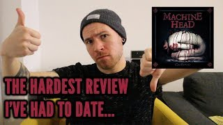 "Machine Head - ""Catharsis"" - (Album Review) 