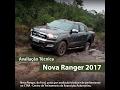 Teste Nova Ranger 2017