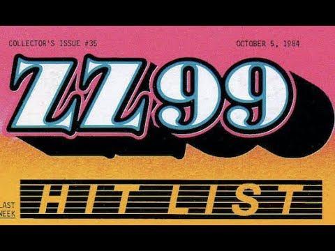 KZZC ZZ99 Kansas City - Steve Hooker Last Show - 1986