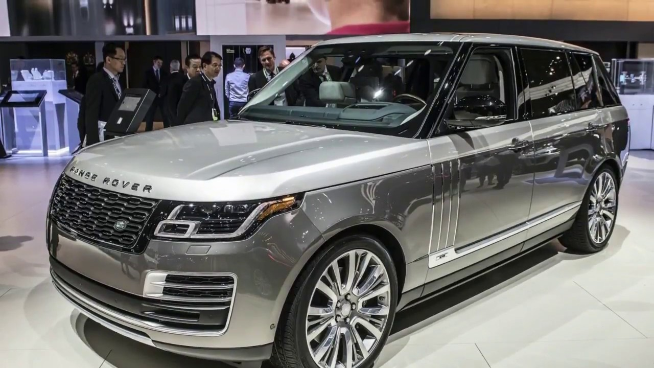 Range Rover Autobiography >> 2018 Land Rover SVAutobiography Interior Exterior - 2017 LA Auto Show - YouTube