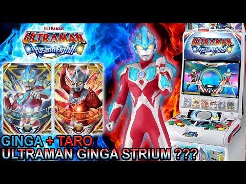 Ginga Taro Ultraman Ginga Strium Apa Bisa