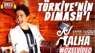 TURKEY'S YOUNG DIMASH #EXCLUSIVEVIDEO TALHA / What Are The Voices Here #6 / 4K