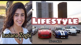 Luciana Zogbi Cover Singer Lifestyle | Age | Family | Net Worth | Biography by FK creation