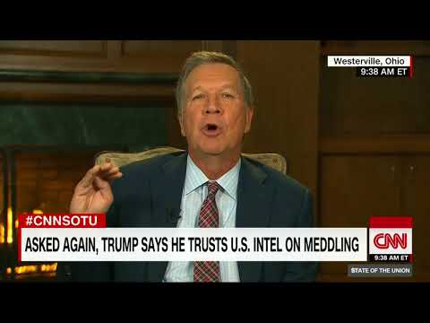 John Kasich on Roy Moore, Democrats and 2020 (Full interview)