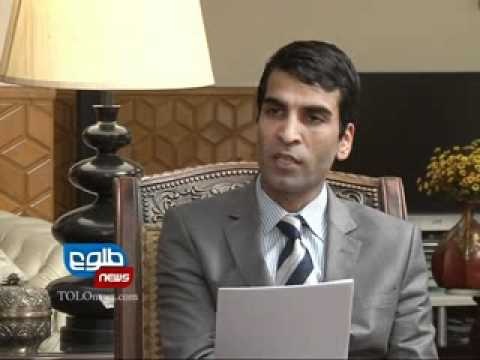Exclusive Interview Zia Masoud 08 12 2010 TOLOnews com