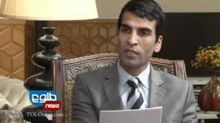Exclusive Interview Zia Masoud 08 12 2010 TOLOnews com