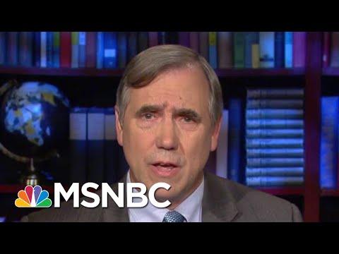 Sen. Jeff Merkley Describes Immigrants Held In Cages 'Like Dog Kennels' | All In | MSNBC