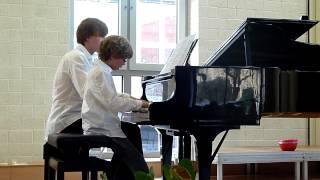 Ungarischer Tanz Nr. 5, Johannes Brahms
