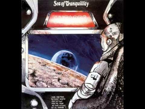 Antares - Sea Of Tranquillity - 1979 Full Album Italian prog