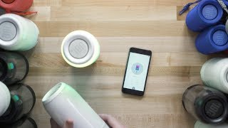 100 JBL Bluetooth speakers with JBL Link (with audio demo) | Crutchfield video