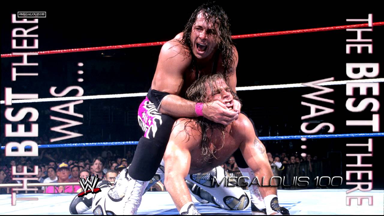 Bret The Hitman Hart 2nd Wwe F Theme Song Hitman With Download Link Youtube