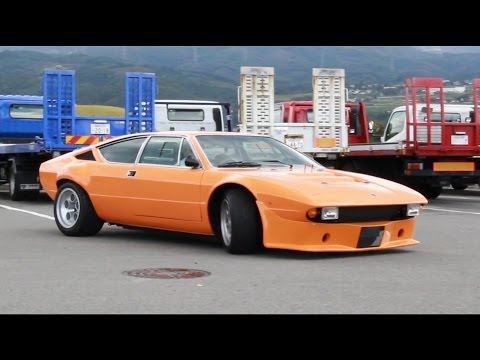Lamborghini Uracco Rally - Urraco Bob - Bob Wallace Pt.1