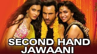Скачать Second Hand Jawaani Song Promo Cocktail Saif Ai Khan Deepika Padukone Diana Penty
