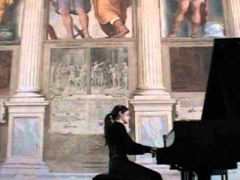 Irene Veneziano - F. Chopin: Nocturnes op.15 n°1, op.15 n°2