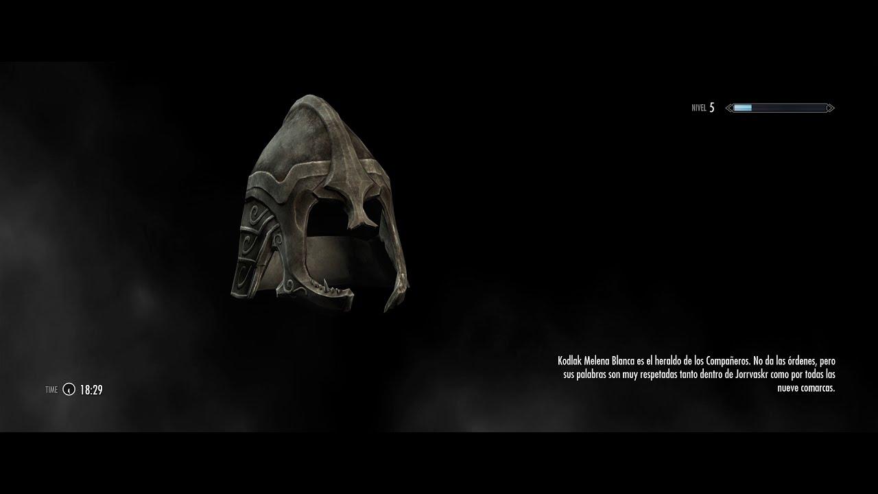 GAMEPLAY NUDE BODY CBBE MOD - SKYRIM SE - Who is Maraak? - YouTube