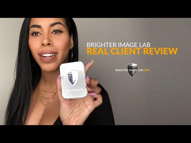 Verpassen Sie das nicht Brighter Image Lab Straight Teeth Smile Bewertung!