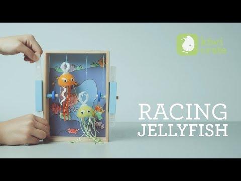 Racing Jellyfish