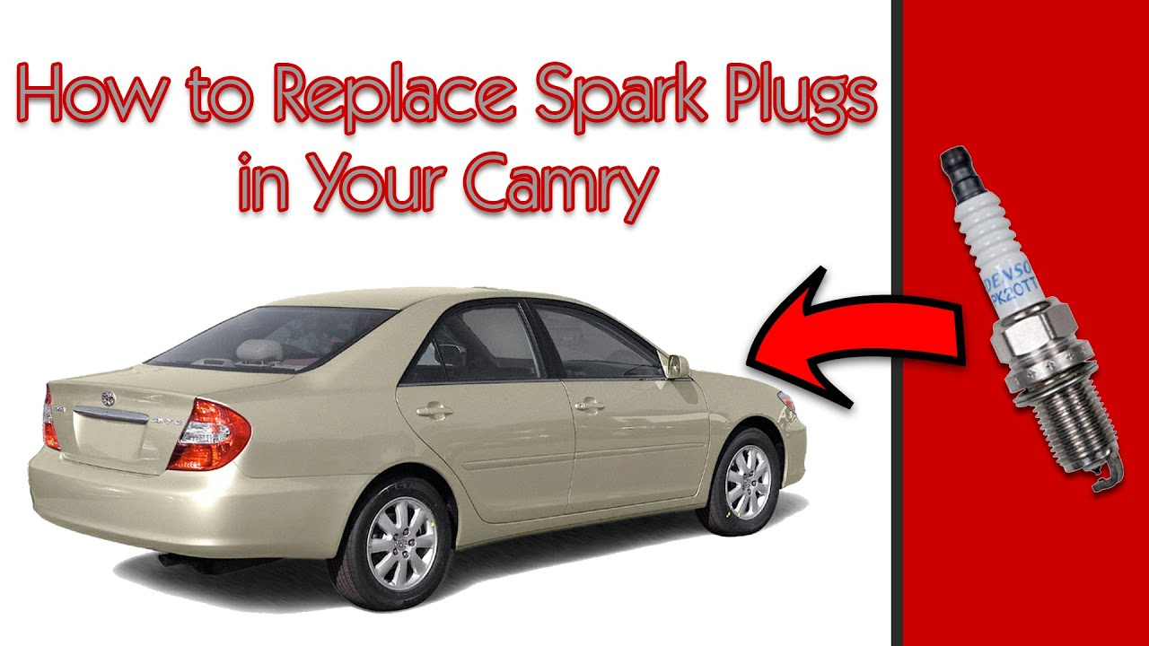 2009 Toyota Scion Xb Wiring Diagrams 2005 Toyota Camry V6 How To Replace The Spark Plugs And