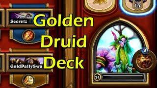Hearthstone: Golden Druid